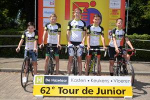 Sponsoring Tour de Junior